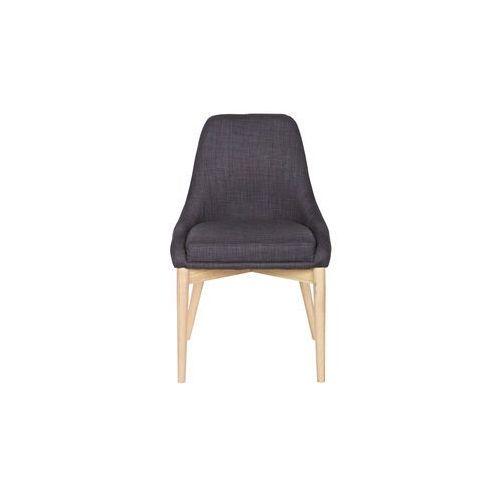 Woood Krzesło KOBE ciemnoszare - Woood 378623-D, 378623-D