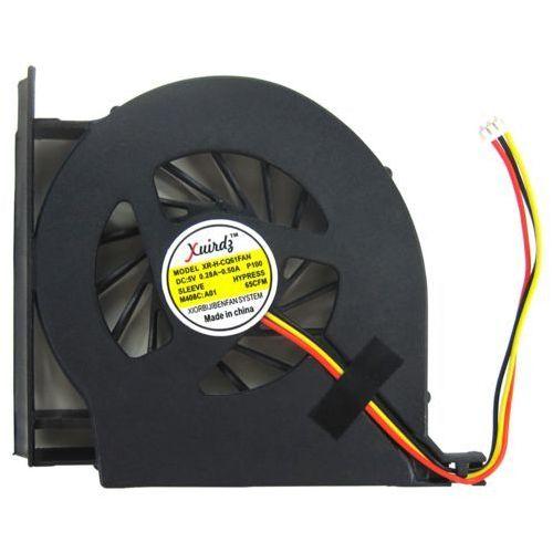 Wentylator do laptopa HP COMPAQ G61 G71 CQ61 CQ70 CQ71 (3PIN)