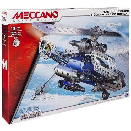 Meccano helikopter