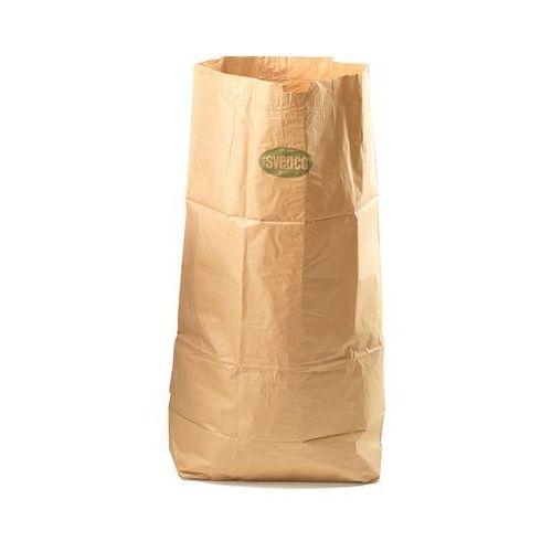 Worki papierowe o poi 125 l na odpadki