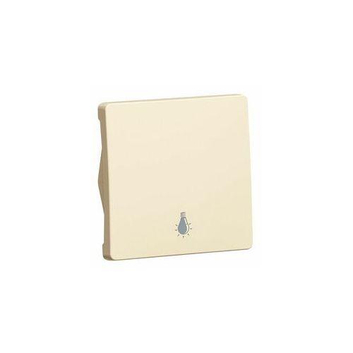 CARIVA Klawisz do przycisku /światło/ kremowy 773730 LEGRAND (3245067737309)