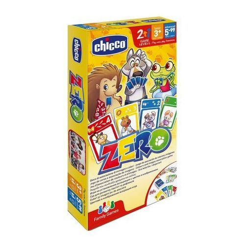 Gra - Zero (8058664080946)