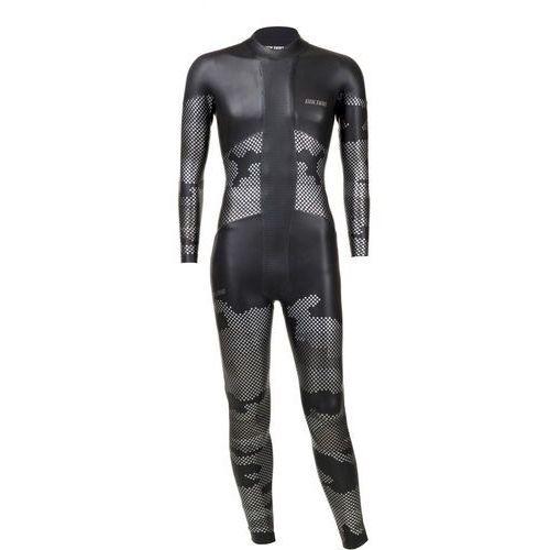 Colting wetsuits t03 triathlon mężczyźni czarny s 2018 pianki do pływania