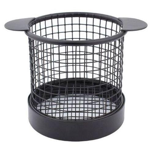 Koszyk do frytek z uchwytem | śr.80x(H)80mm
