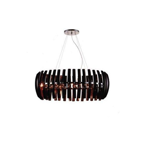 Corto ovale nero lampa wisząca marki Orlicki design