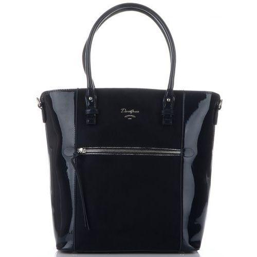 b71c21c69dd61 eleganckie firmowe torebki damskie ekskl... Producent David Jones  Rodzaj  kuferek  Dla kogo damska