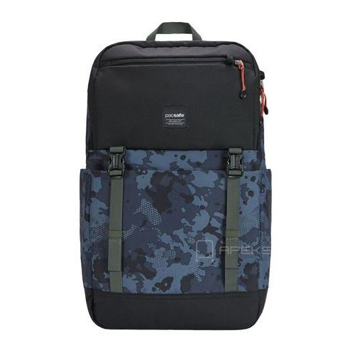"Pacsafe slingsafe lx500 plecak miejski na laptop 15"" rfid / grey/camo - grey/camo"