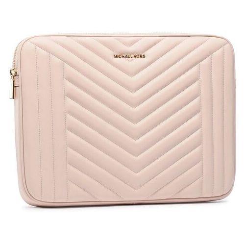 Etui na laptopa MICHAEL MICHAEL KORS - Jet Set 32H0GJ6T7L Soft Pink