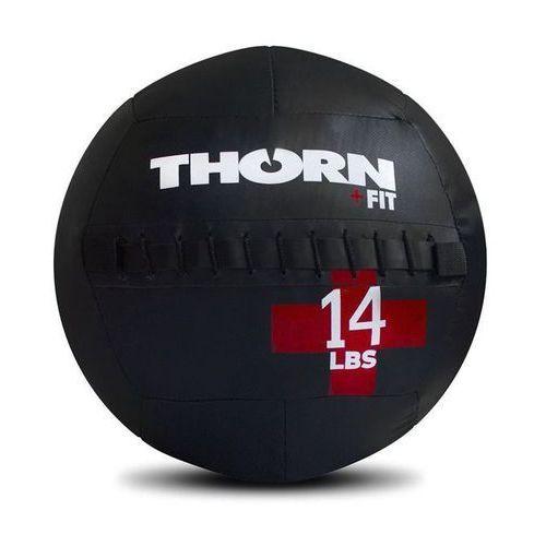 Piłka do ćwiczeń Wall Ball THORN+fit 14lbs / 6,35kg - 6,35 kg (5908277309756)