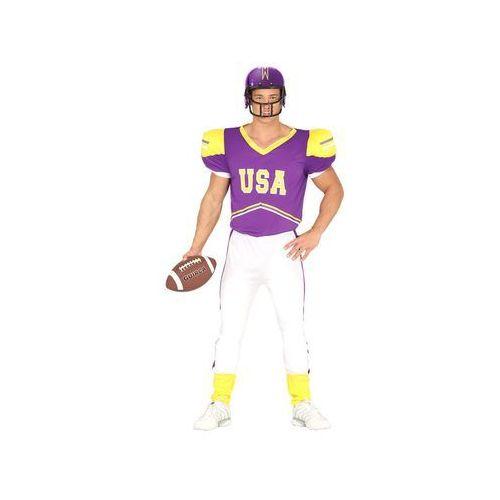 Kostium Amerykański Futbolista - M (48-50) (8434077882788)