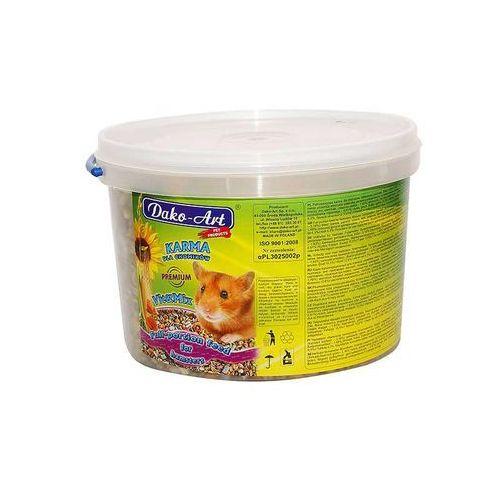 vit&mix - pełnowartościowy pokarm dla chomików 25kg marki Dako-art