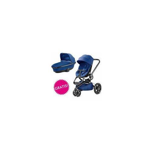 Wózek wielofunkcyjny 2w1 Moodd + GRATIS Quinny (Blue Base)