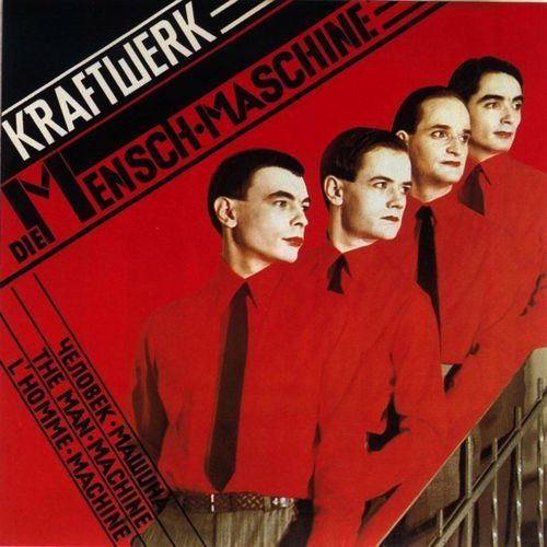 Kraftwerk - THE MAN MACHINE (2009 EDITION), kup u jednego z partnerów