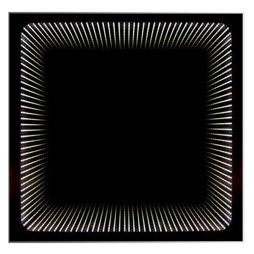 Lustro z oświetleniem LED WENECJA 49x49 cm, WENECJA 49X49