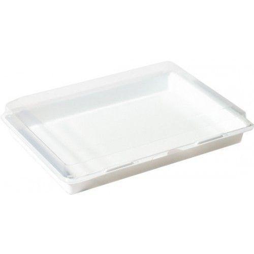 Lunch pudełko | 338x250x63 mm | 100szt.