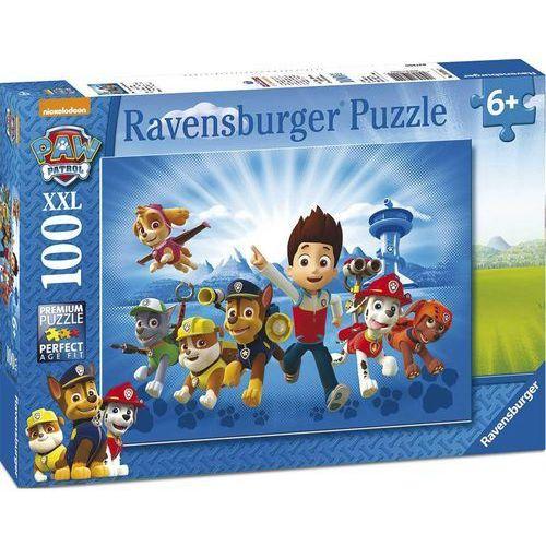 Ravensburger Puzzle 100 psi patrol zespół w akcji