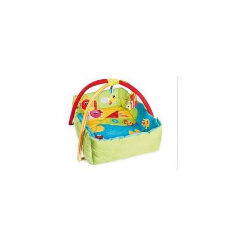 wielofunkcyjna mata edukacyjna do zabawy 3w1 kolorowy ocean 68/030 od producenta Canpol