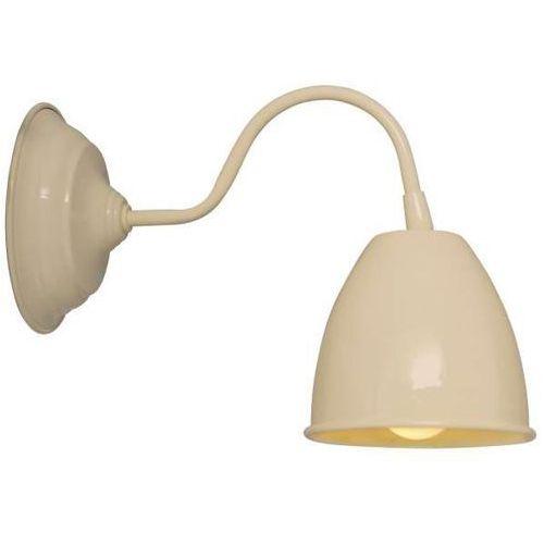 Nave Kinkiet lampa ścienna pastel cap 1183214 metalowa oprawa do łazienki retro vintage beżowy (1000000132304)