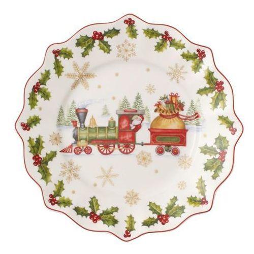 Villeroy & Boch - Annual Christmas Edition 2017 Talerzyk sałatkowy
