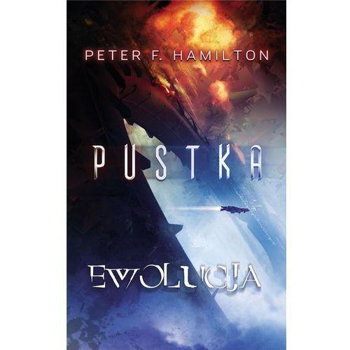 Pustka Ewolucja Tom 3 [Hamilton Peter F.], Peter F. Hamilton