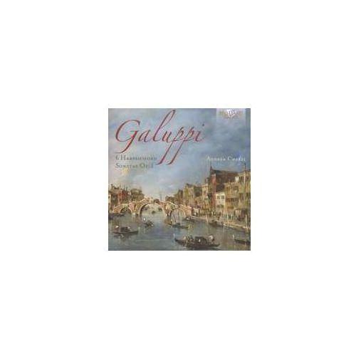 6 Harpsichord Sonatas Op.1, 95253