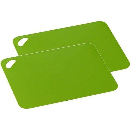 Zestaw desek elastycznych Zassenhaus zielone (ZS-061222) (4006528061222)
