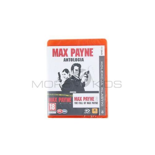 OKAZJA - Max Payne (PC)