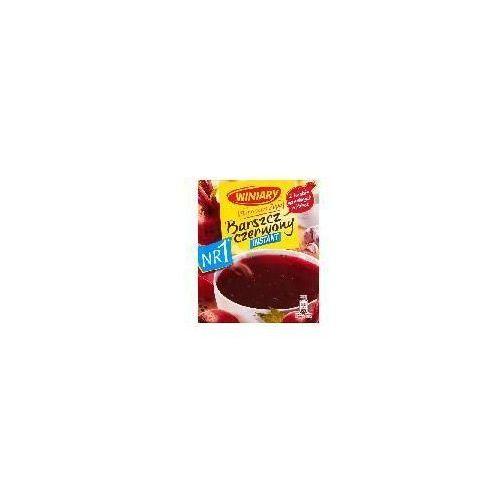 Zupa ekspresowa barszcz czerwony instant 60 g  marki Winiary