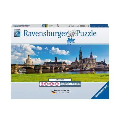 Ravensburger Raven. 1000 el. dresden panorama