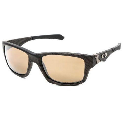 Okulary Słoneczne Oakley OO9135 OAKLEY JUPITER SQUARED Polarized 913507, kolor żółty