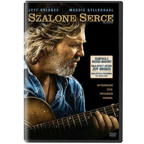 Szalone serce (DVD) - Scott Cooper - produkt z kategorii- Filmy obyczajowe