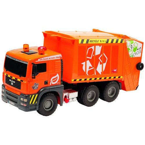 Zabawka simba y2391 air pump śmieciarka z pompką od producenta Simba dickie