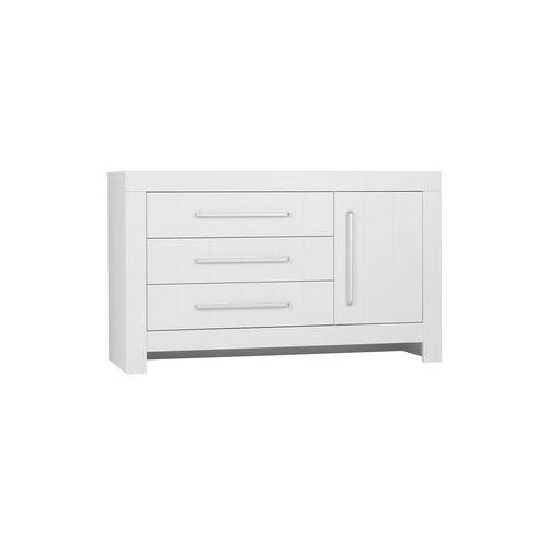 Pinio komoda duża 3-szuflady + drzwi Calmo, 021-024-110