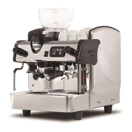 Ekspres ciśnieniowy do kawy 1 kolbowy z wbudowanym młynkiem RESTO QUALITY Z1GR PLUS