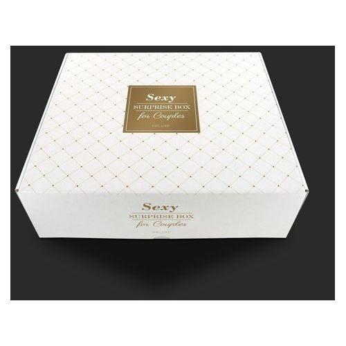 Zestaw prezentów Sexy Surprise Gift Box - For Couples (Deluxe)