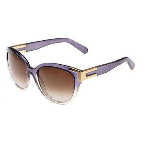 Okulary Słoneczne Chloe CE 635S Alexi 042, kolor żółty