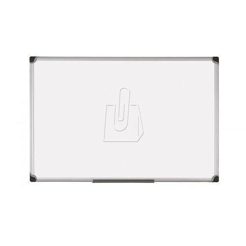 Biała magnetyczna tablica do pisania - 1800x1200 mm marki B2b partner