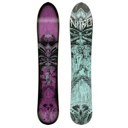 Nitro Potestowa deska snowboardowa slash womens 151cm