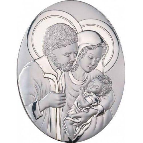 Obrazek srebrny święta rodzina od producenta Produkt włoski