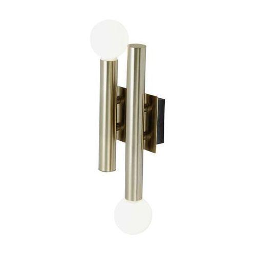 LUCKY-Kinkiet ścienny 2-punktowy Szkło & Metal Wys.25cm (4004353289101)