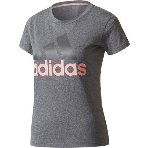 Koszulka essentials linear tee br2566, Adidas