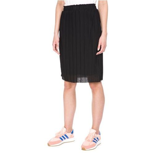 Vero Moda VMMIRA Spódnica plisowana black