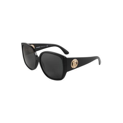 Burberry okulary przeciwsłoneczne czarny (8056597004442)