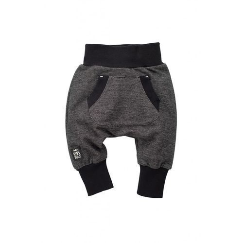 Spodnie niemowlęce dzianinowe 5M35AX