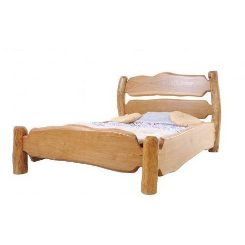 Łóżko dębowe RUSTICA, 0F2C-822C6