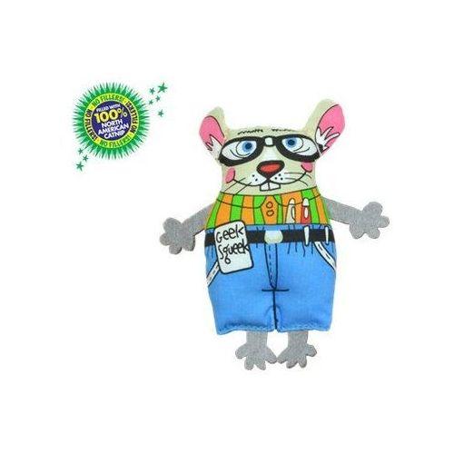pluszowa mysz z kocimiętką marki Petstages