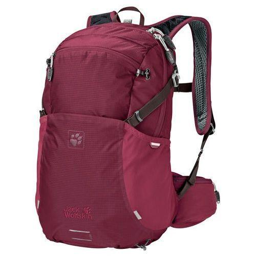 Jack wolfskin moab jam 18 plecak kobiety czerwony 2018 plecaki szkolne i turystyczne