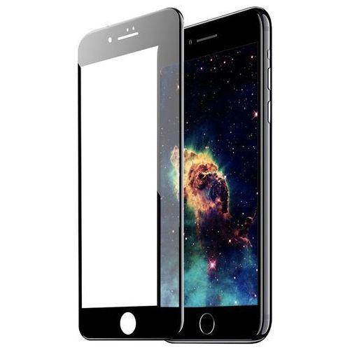 Global technology Szkło hartowane tempered glass 5d do iphone 7/8 czarny + zamów z dostawą jutro!
