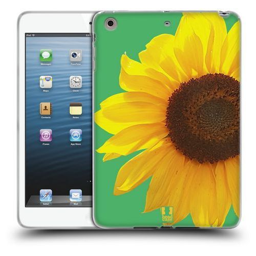 Head case Etui silikonowe na tablet - sunflower yellow delight