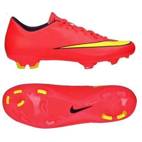 Nike Nowe buty piłkarskie korki mercurial victory v fg r.38,5-24cm